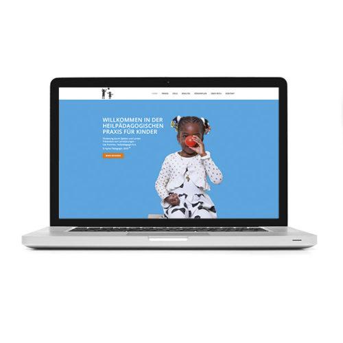 Petermeyer Zimmerer, Heilpädagogik Pommer, responsive, Webseite, Wordpress, Design by pz