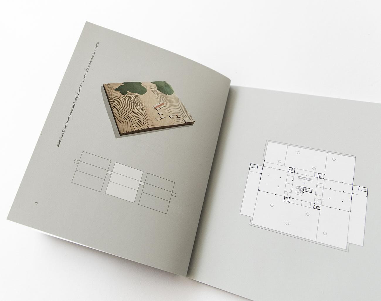 jb architekten, Schwan Stabilo, Zeichnung