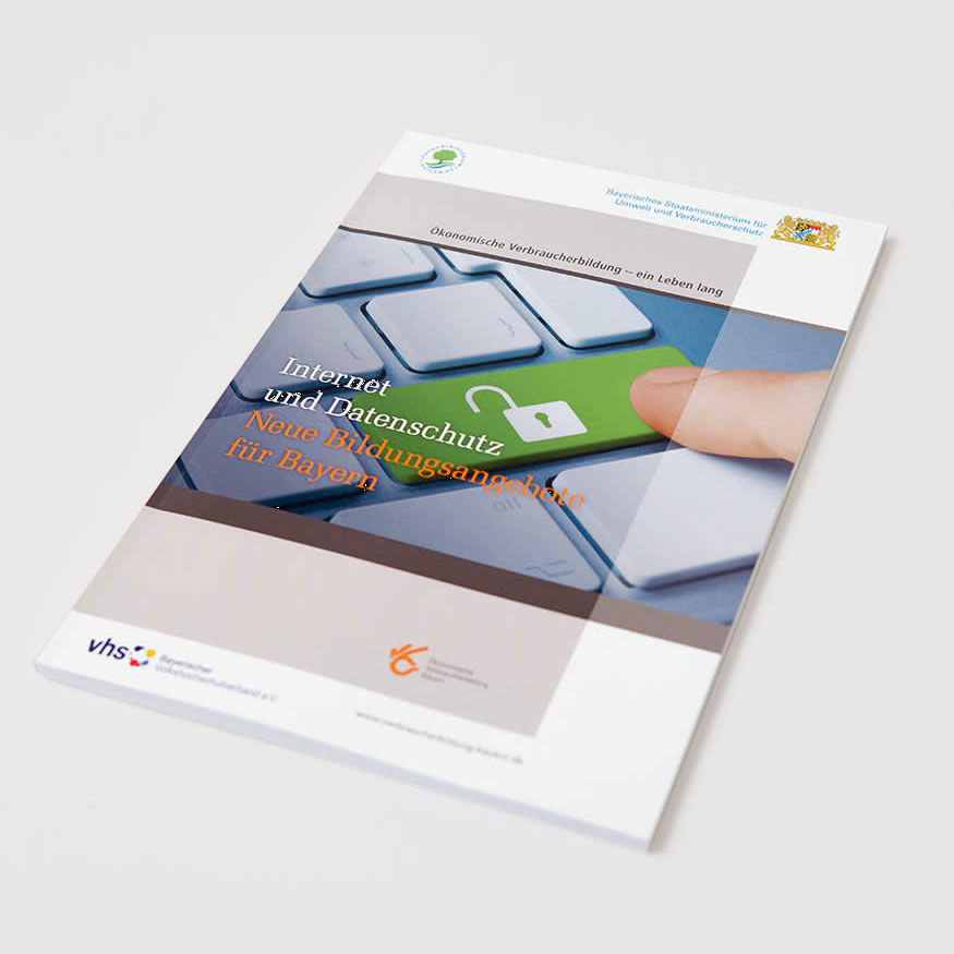 Petermeyer und Zimmerer, Magazin, Datenschutz, Staatsministerium für Justiz und Verbraucherschutz