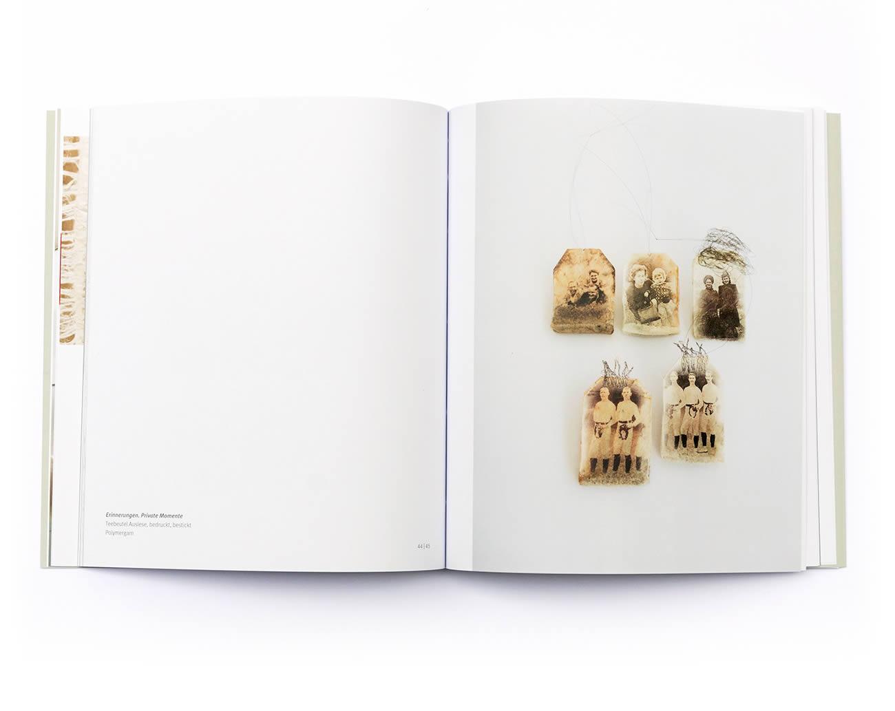 Petra Zimmerer, Büro für Gestaltung, Print, Broschüre, Sabine Neubauer, Werkübersicht, Katalog