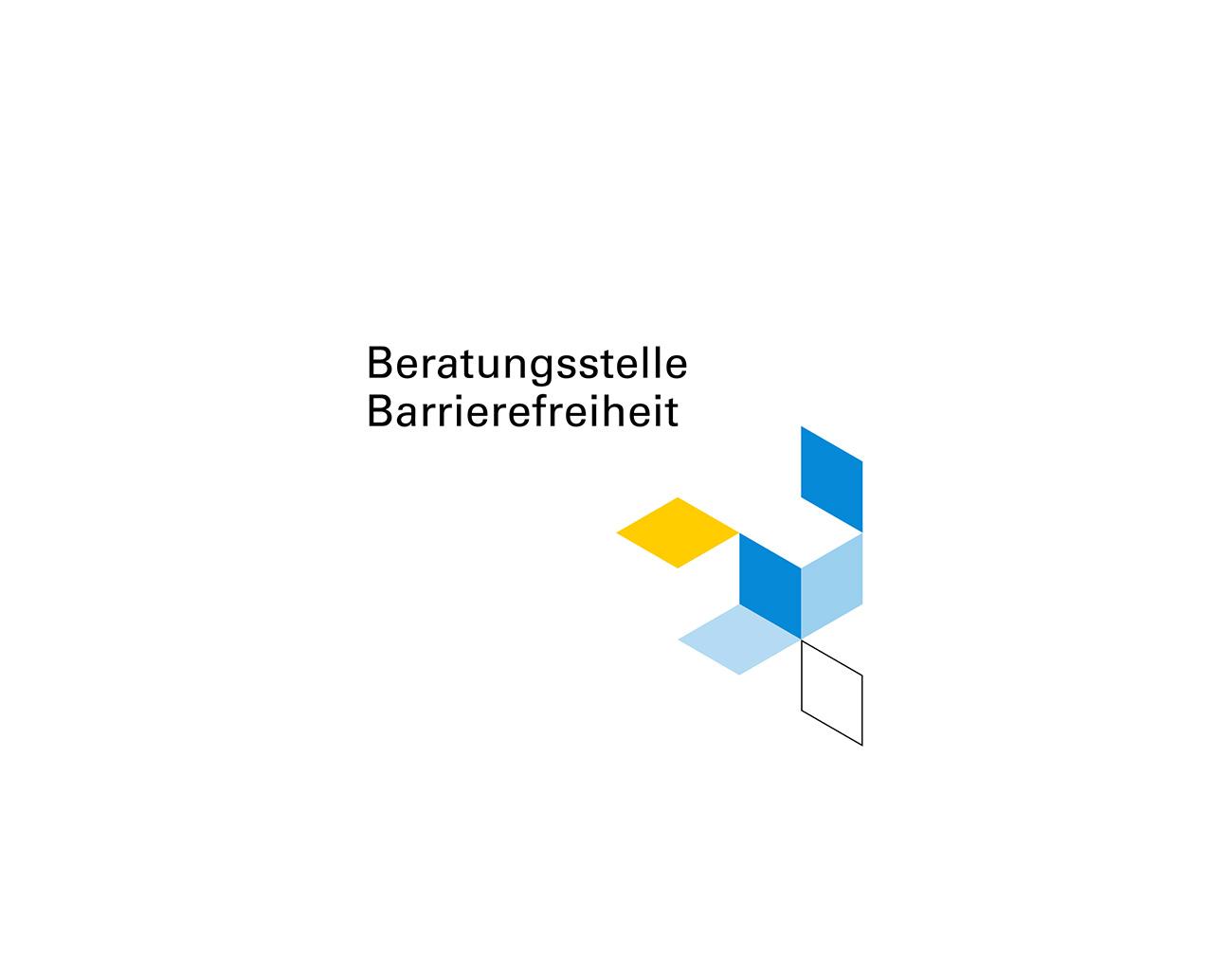 Logo Beratungsstelle Barrierefreiheit, Bayerischen Architektenkammer